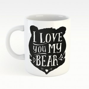 I Love You My Bear